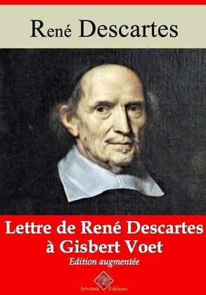 Lettre de René Descartes à Gisbert Voet | Edition intégrale et augmentée