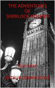 Adventures of Sherlock Holmes - Illustrated