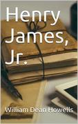 Henry James, Jr.