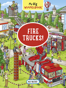 My Big Wimmelbook—Fire Trucks!