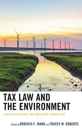 Tax Law and the Environment