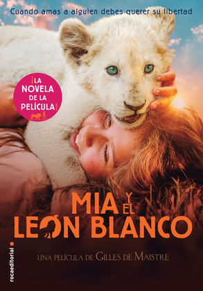 Mía y el león blanco