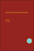 Organic Reaction Mechanisms 2015