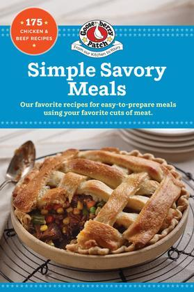 Simple Savory Meals