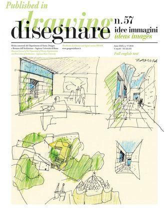 Il disegno per l'architettura del progetto urbano. Dall'esperienza intramoenia per il PRP di Chioggia