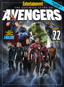 Entertainment Weekly The Ultimate Guide to The Avengers 4