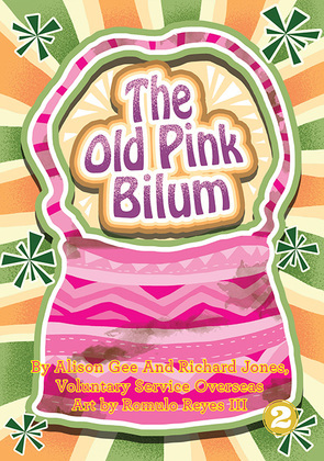 The Old Pink Bilum