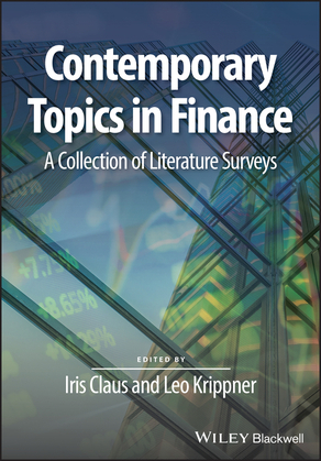Contemporary Topics in Finance
