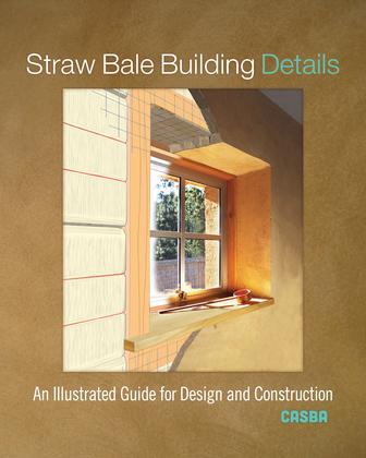 Straw Bale Building Details