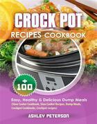 Crock Pot Recipes Cookbook