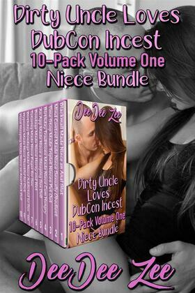 Dirty Uncle Loves DubCon Incest 10-Pack Volume One Niece Bundle