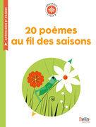20 poèmes au fil des saisons