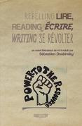 Lire, écrire, se révolter