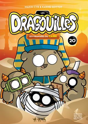 Les dragouilles 20 - Les orangées du Caire