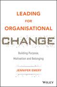 Leading for Organisational Change