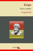 Esope : Oeuvres complètes et annexes (annotées, illustrées)
