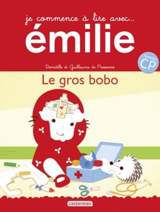 Je commence à lire avec Émilie - Le gros bobo