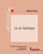 La vie historique