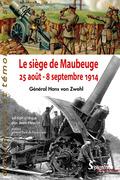 Le siège de Maubeuge (25août – 8septembre 1914)