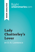 Lady Chatterley's Lover by D. H. Lawrence (Book Analysis)
