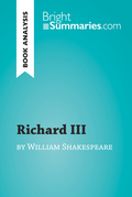 Richard III by William Shakespeare (Book Analysis)