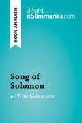 Song of Solomon by Toni Morrison (Book Analysis)
