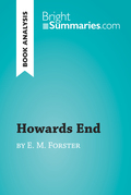 Howards End by E. M. Forster (Book Analysis)