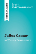 Julius Caesar by William Shakespeare (Book Analysis)