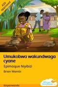 Umukobwa wakundwaga cyane