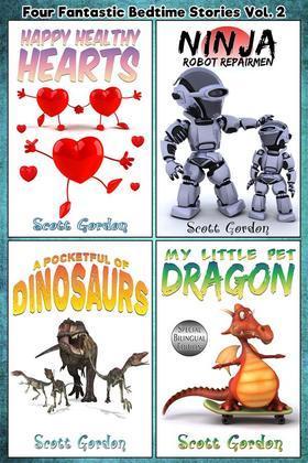 Four Fantastic Bedtime Stories Vol. 2