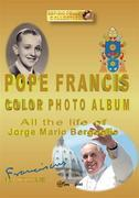 Pope Francis color photo album