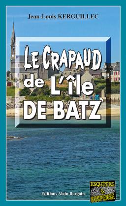 Le crapaud de l'Île de Batz