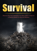 Survival Discover The Top 9 Strategies You Must Apply To Survive A Natural Disaster Or Survival Situation