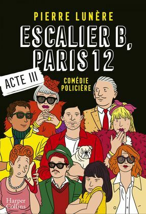 Escalier B, Paris 12 - Acte 3