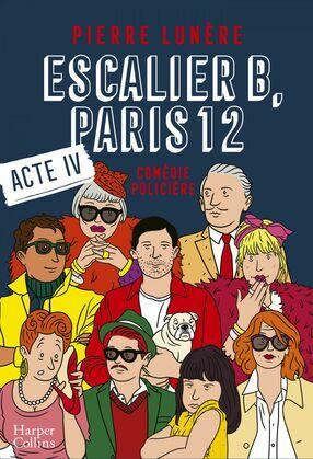 Escalier B, Paris 12 - Acte 4