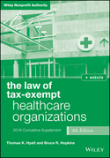 The Law of Tax-Exempt Healthcare Organizations, + website