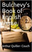 Bulchevy's Book of English Verse