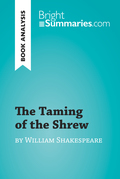 The Taming of the Shrew by William Shakespeare (Book Analysis)