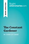 The Constant Gardener by John le Carré (Book Analysis)