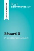 Edward II by Christopher Marlowe (Book Analysis)