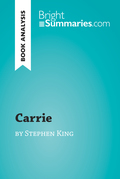Carrie by Stephen King (Book Analysis)