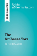 The Ambassadors by Henry James (Book Analysis)