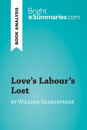 Love's Labour's Lost by William Shakespeare (Book Analysis)