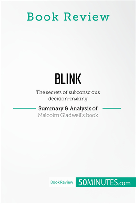 Book Review: Blink by Malcolm Gladwell