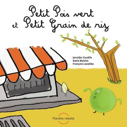 Petit Pois vert et Petit Grain de riz