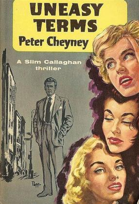 Uneasy Terms: A Slim Callaghan Mystery