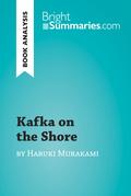 Kafka on the Shore by Haruki Murakami (Book Analysis)