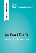As You Like It by William Shakespeare (Book Analysis)