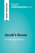 Jacob's Room by Virginia Woolf (Book Analysis)