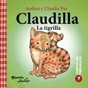 Claudilla, la tigrilla